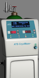 The ATS CryoMaze Console
